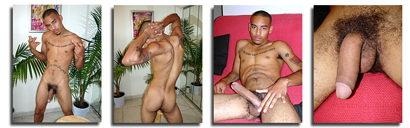 Chino is one hot Uncut young 19 year old with a hot uncut Latin cock!
